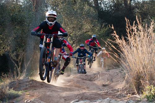stage barcelona mountain bike manel ibars